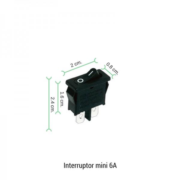 INTERUPTOR 6A