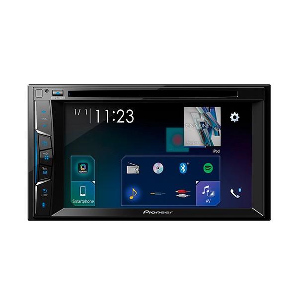 Radio monitor doble Din Pioneer AVH Z2100BT , avb , carplay , waze