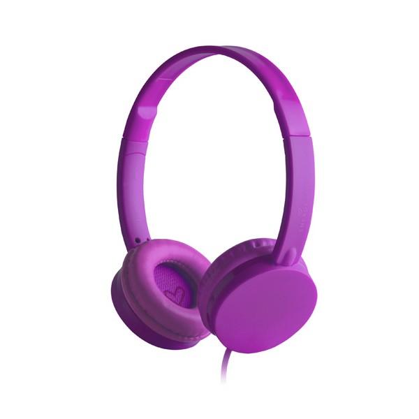 Auriculares Energy Sistem Colors Headphone Grape con micro