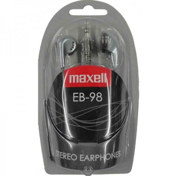 AURICULAR BOTON MAXELL EB-98 Grey