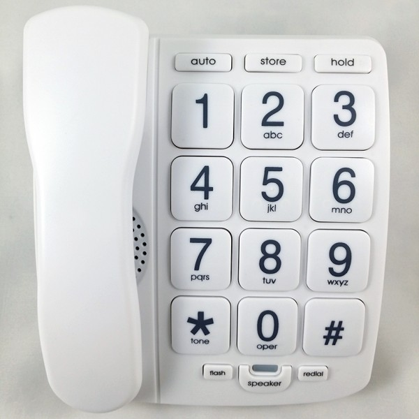 TELEFONO SOBREMESA TECLON DV222