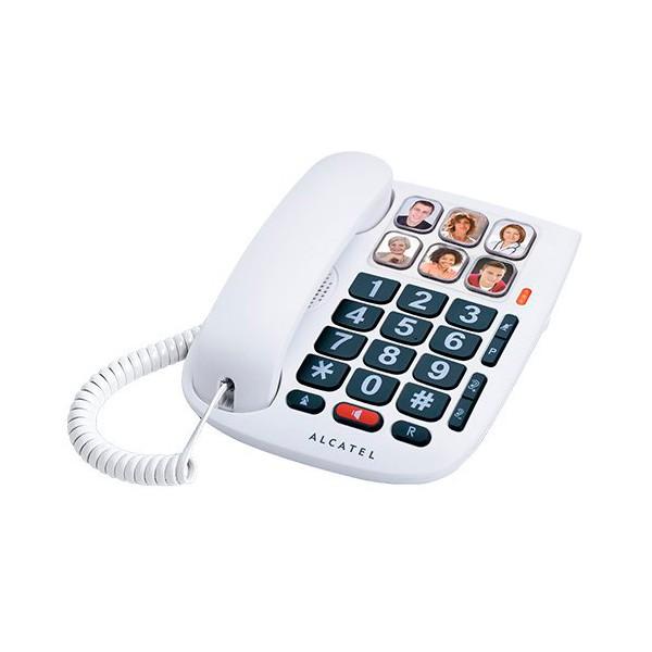 Telefono Alcatel TMAX 10 Teclas grandes 6 memorias directas M/libres
