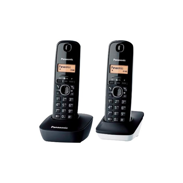 TELEFONO DUO PANASONIC KX-TG1612