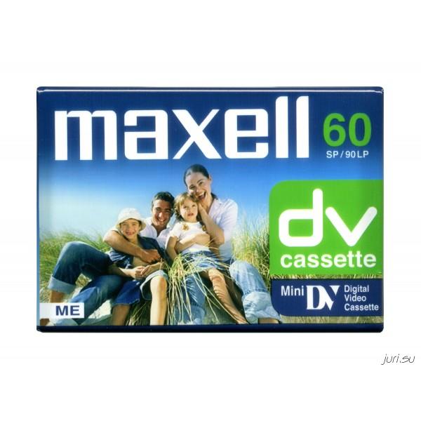 CINTA MINI DVD MAXELL DVM60