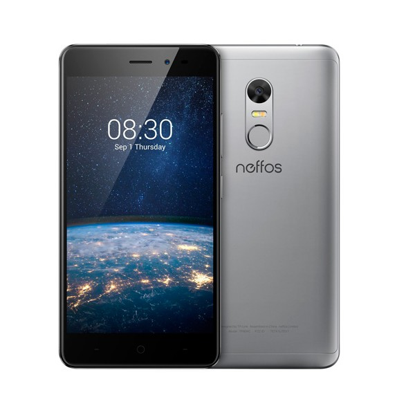 "Telefono Movil TP-Link Neffos X1 Lite 5"" 4G 2+16 GB gris"