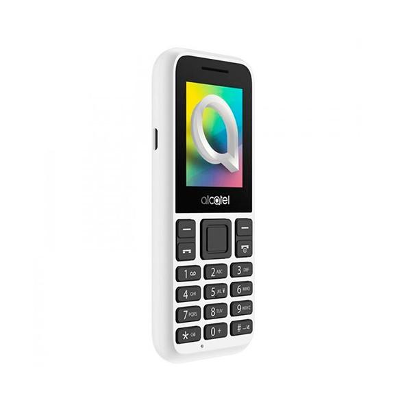 Telefono movil Alcatel 1066D Libre Blanco