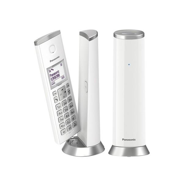 Dect Duo Panasonic  INALAMBRICO KTG212W