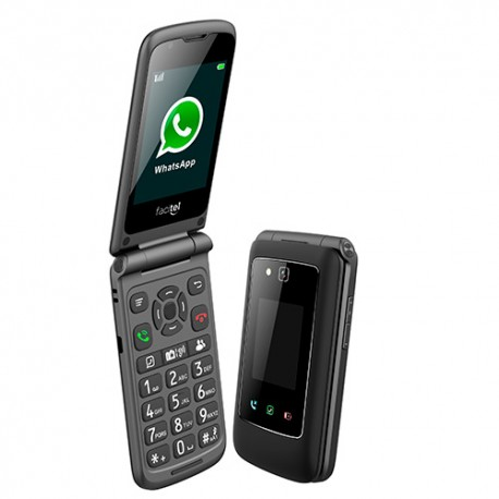 TELEFONO FACITEL FS30 BLACK