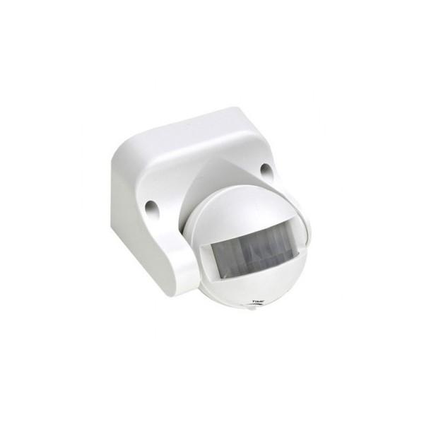 Componentes eléctricos con detector de presencia PIR de 180º superficie