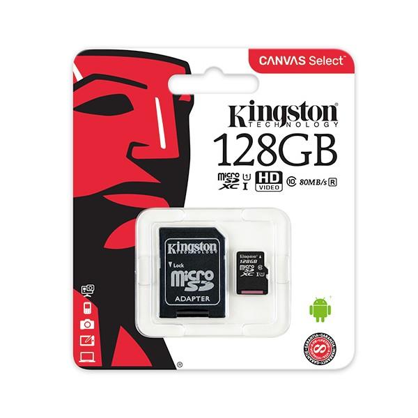MEMORIA MICRO SD KINGSTON 128GB